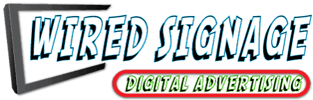 Wired Signage Logo